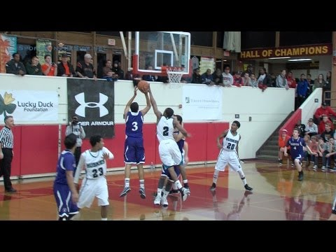 D'Erryl Williams '13, Sheldon Senior, 2012 Under Armour Holiday Classic