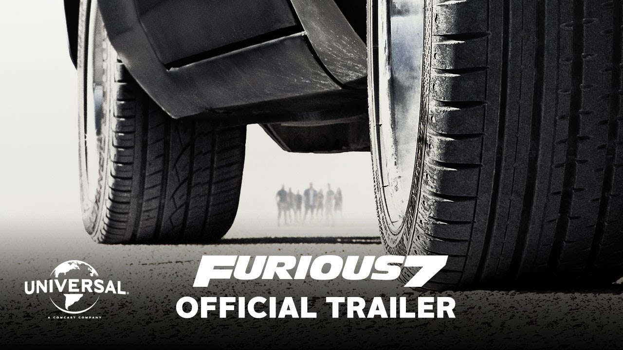Fast and Furious 7 – le trailer officiel