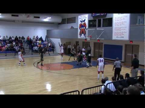 Basketball Highlights - Turner County High School vs Echols