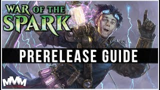 War of the Spark Prerelease Guide   Everything You Need to Know!