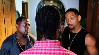 Bad Boys 2 Boyfriend at the door scene