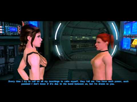 Bastila Shan Being A Lesbian.avi video