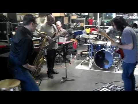 Blake Aaron&Will Donato rehearsing