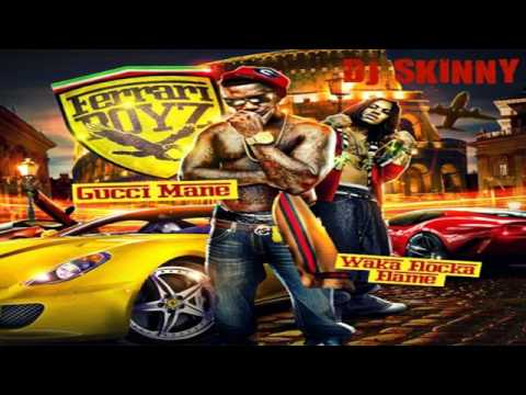 Gucci Mane Ft. Rocko & Webbie  I Don't Love Her  Lyrics (free To Ferrari Boyz Mixtape) video