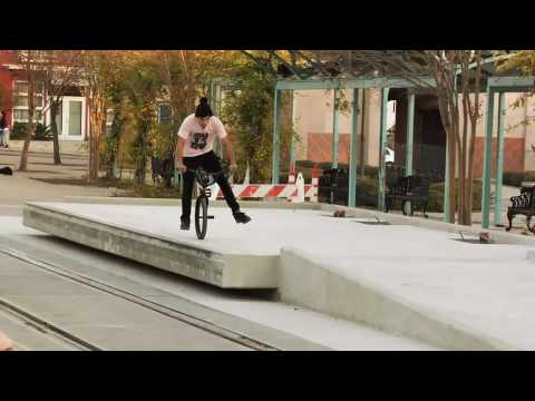 bmx street mutiny bikes HD Video