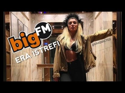 Era Istrefi - Interview on BigFM Radio Germany (09/04/2016)