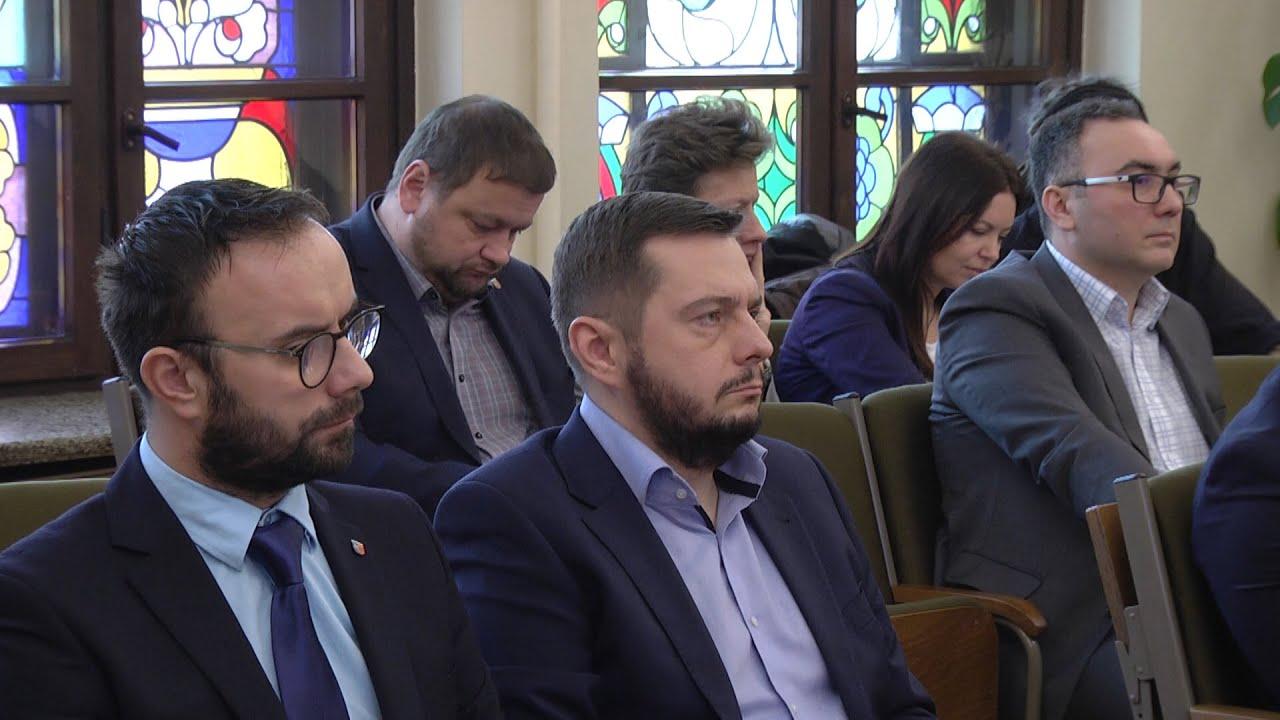 XXIV sesja Rady Miejskiej