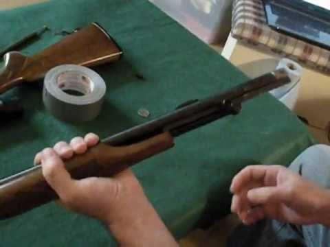 REMINGTON 552 Disassembly and Reassembly