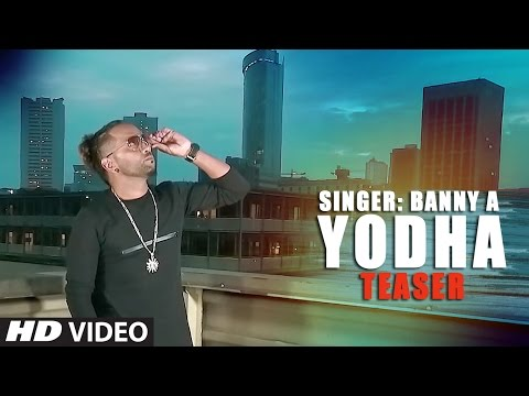 YODHA Song Teaser | BANNY A | Releasing Soon