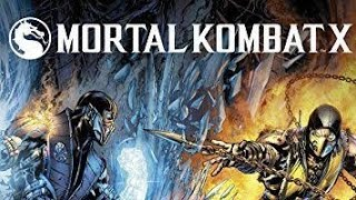 Mortal Kombat X (PS4) até zerar? FINAL