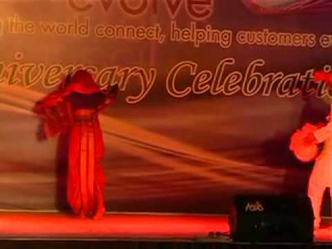 Marathi Lavni.......at Andrew's Annual Day..........!!! video