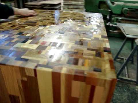 Lijnolie hout