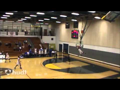 Cerritos College Men's Basketball Point Guard #1 Austin Pope 2013-2014 Highlights Mix