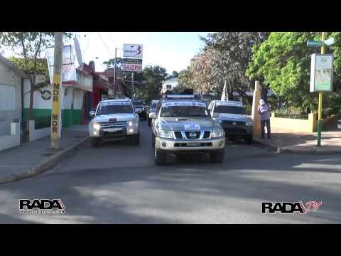 RadazoneTV 104 Rally Frontera Aventura RD 1era Parte 2015