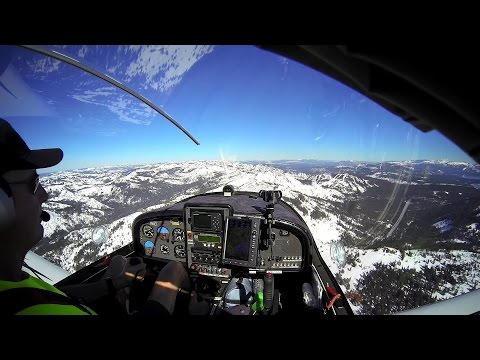 California Drought Watch: Snowpack Aerial View on February 14, 2016