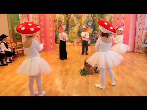 Танцы для малышей в детском центре Кораблик на tubethe.com