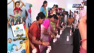 Grand Parent's Day Celebrations At Kairos Global School | HYD | Part 1