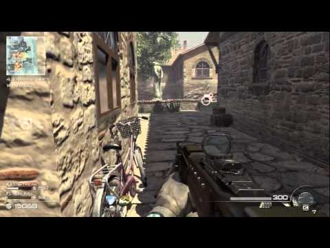 MW3: Sanctuary wave 64 World Record survival mode - TheRelaxingEnd & ChristianR87