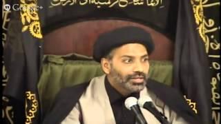 Majlis-e-Shahadat Imam Ali (A.S), 19 Ramadhan day, Molana Farhat Abbas