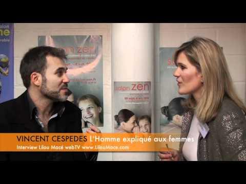 (FR) L'homme expliqué aux femmes - Vincent Cespedes