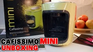 Cafissimo Mini im Test: Unboxing, Lieferumfang & Hands-On [deutsch]