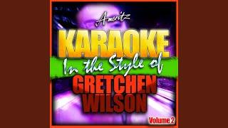 Watch Gretchen Wilson The Bed video