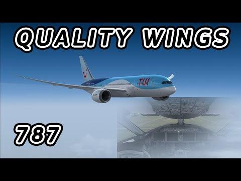 Como baixar QualityWings BAe 146 FSX/P3D - YouTube
