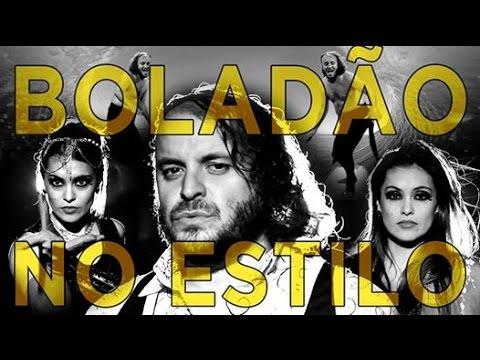 BOLADÃO NO ESTILO | Paródia Magic - Coldplay