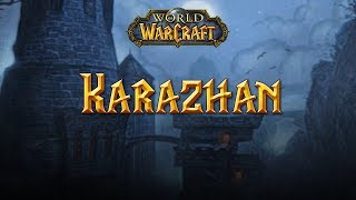 Mount Farming // Fiery Warhorse // Run#9 //  World of Warcraft