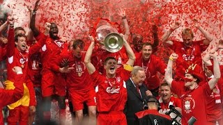 Istanbul 2005 Liverpool's Miracle