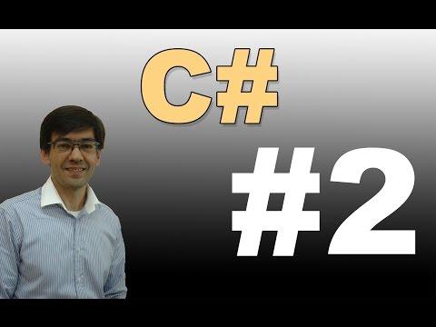 aula 3282 c# - Criando o primeiro programa com o C# cSharp.avi