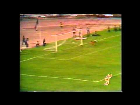 13 June 1976 1976 AFC Asian Championship in Tehran Ariamehr Stadium.