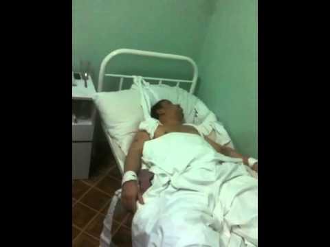 белая горячка видео из больницы