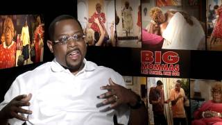 Big Mommas: Like Father, Like Son - Big Mommas: Like Father, Like Son - Exclusive: Martin Lawrence Interview
