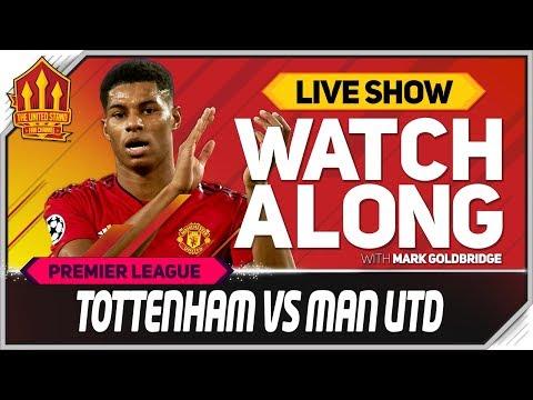 Tottenham vs Manchester United  Match Chat