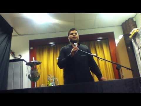 Jawad Abbas - QBH Netherlands - Muharram 1434