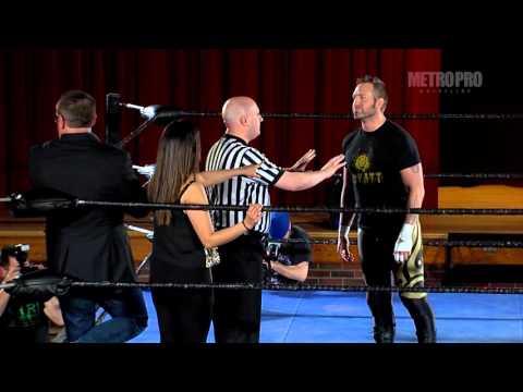Metro Pro Wrestling TV - Show 145