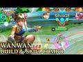 Wanwan Build & Skill Combo - Mobile Legends Bang Bang thumbnail