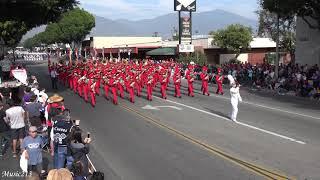 Mt. Carmel HS - Bonnie Annie Laurie - 2018 Arcadia Band Review