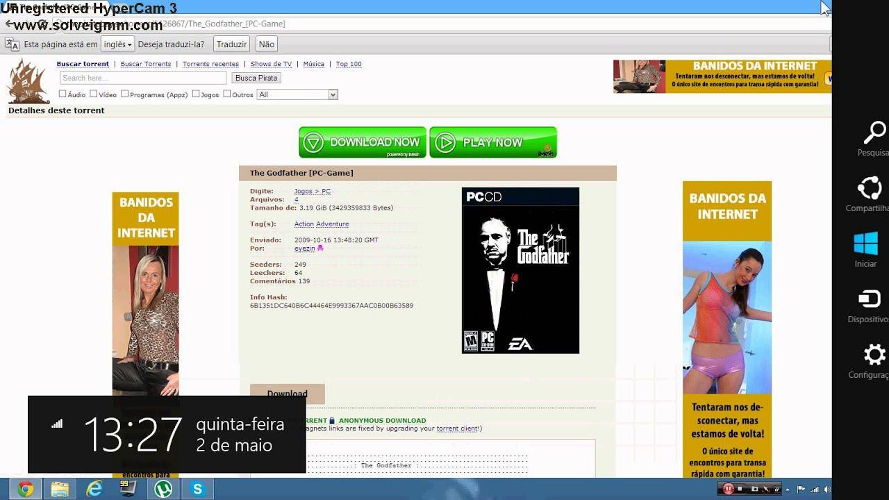 Como instalar The Godfather(2013) - YouTube