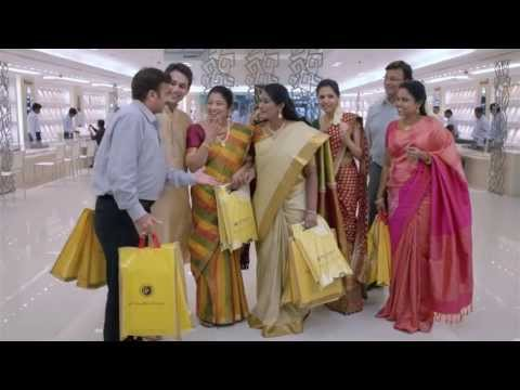 The Chennai Silks And Sree Kumaran Thanga Maligai - Poruthamaana Jodi video