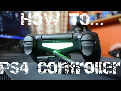 How To... use a PS4 controller with your PC
