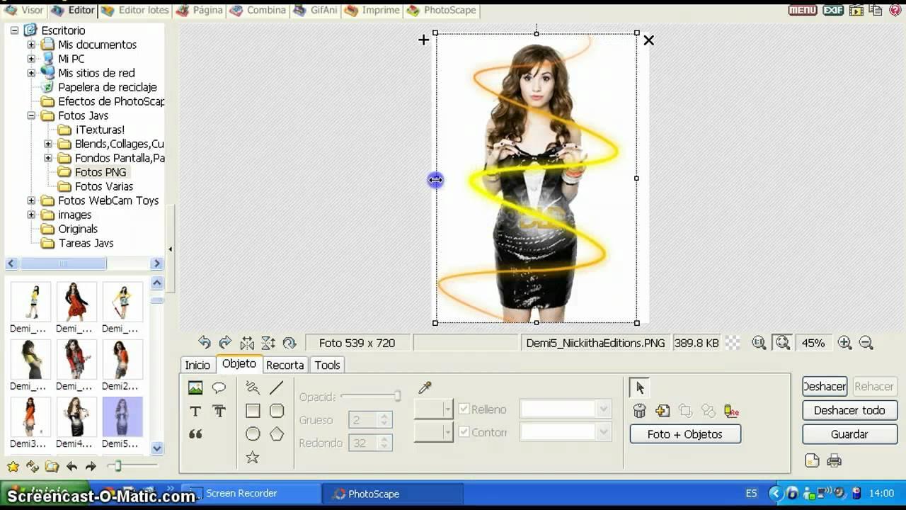 Descargar photoscape para celular gratis
