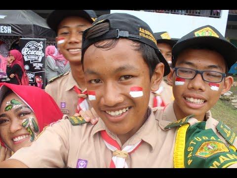 Scouting Generation SMA N 1 Comal #1