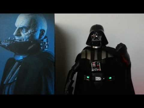 Darth Vader 1/6 Sideshow Exclusive Star Wars Sith Lord not Hot Toys Enterbay