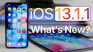 iOS 13.1.1 is Out! - What's New?