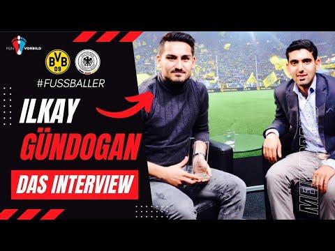 Folge 8 - Ilkay Gündogan, Fußballspieler beim BVB (Borussia Dortmund) bei MEIN VORBILD