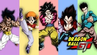 Dragon Ball GT In The Tournament Of Power (What If)