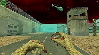 Counter-Strike: Zombie Escape Mod - ze_Area51_v1