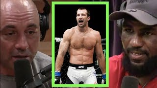 Would Corey Anderson Fight Luke Rockhold? | Joe Rogan